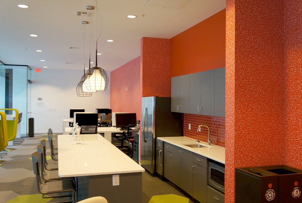 Stanhope Student Apartments Kitchen