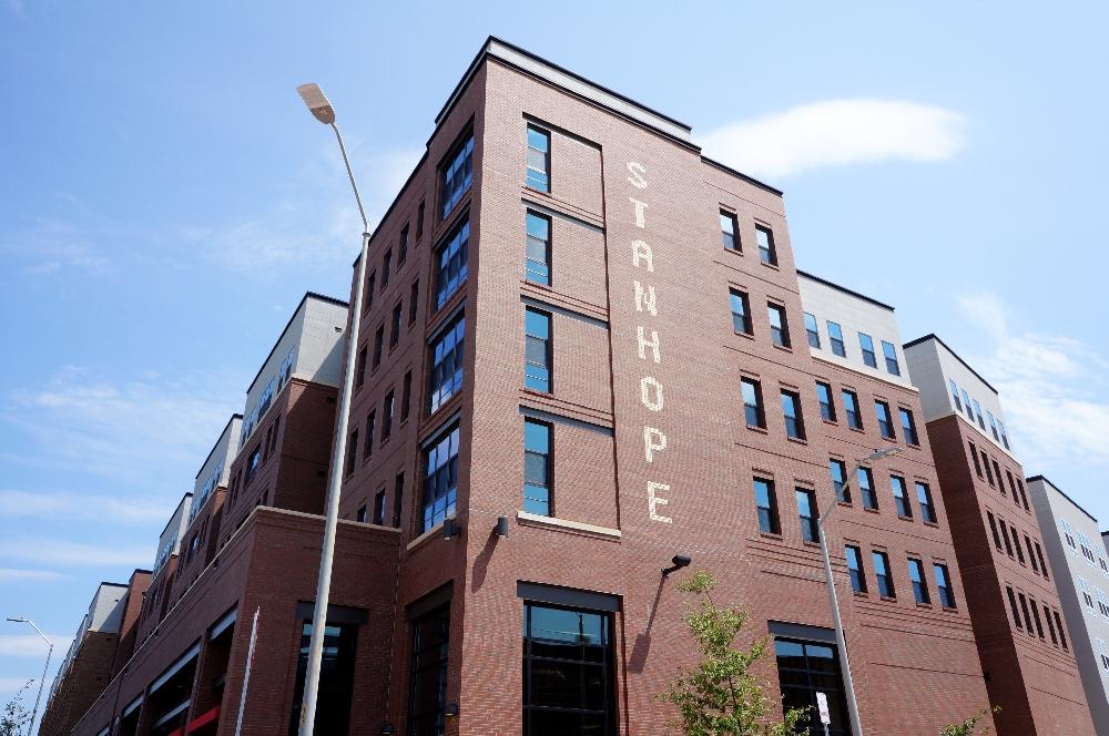 Stanhope Student Apartments Exterior