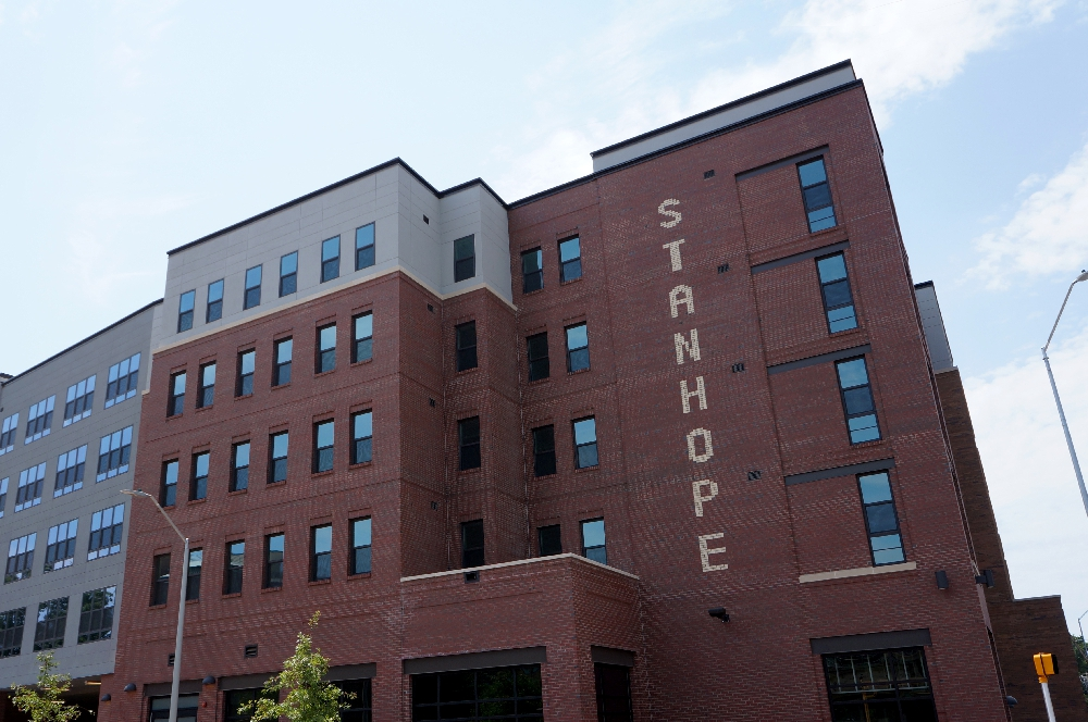 Stanhope Student Apartments Exterior