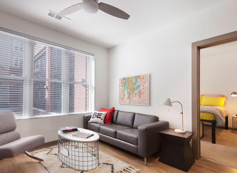 Stanhope Apartments units