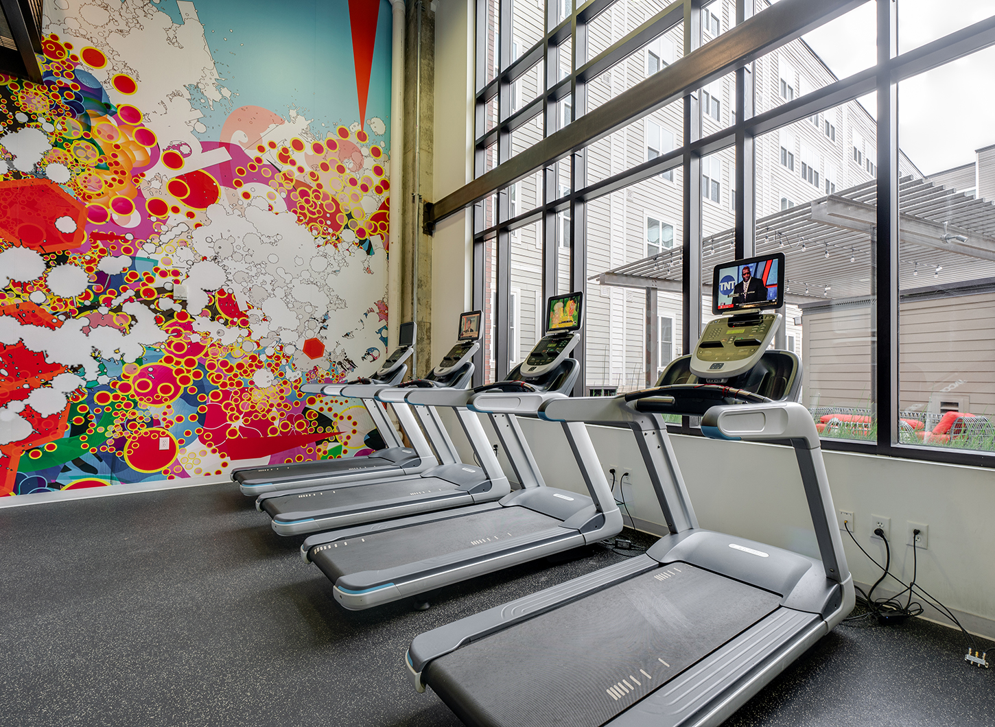 Stanhope Student Apartments - Fitness Center